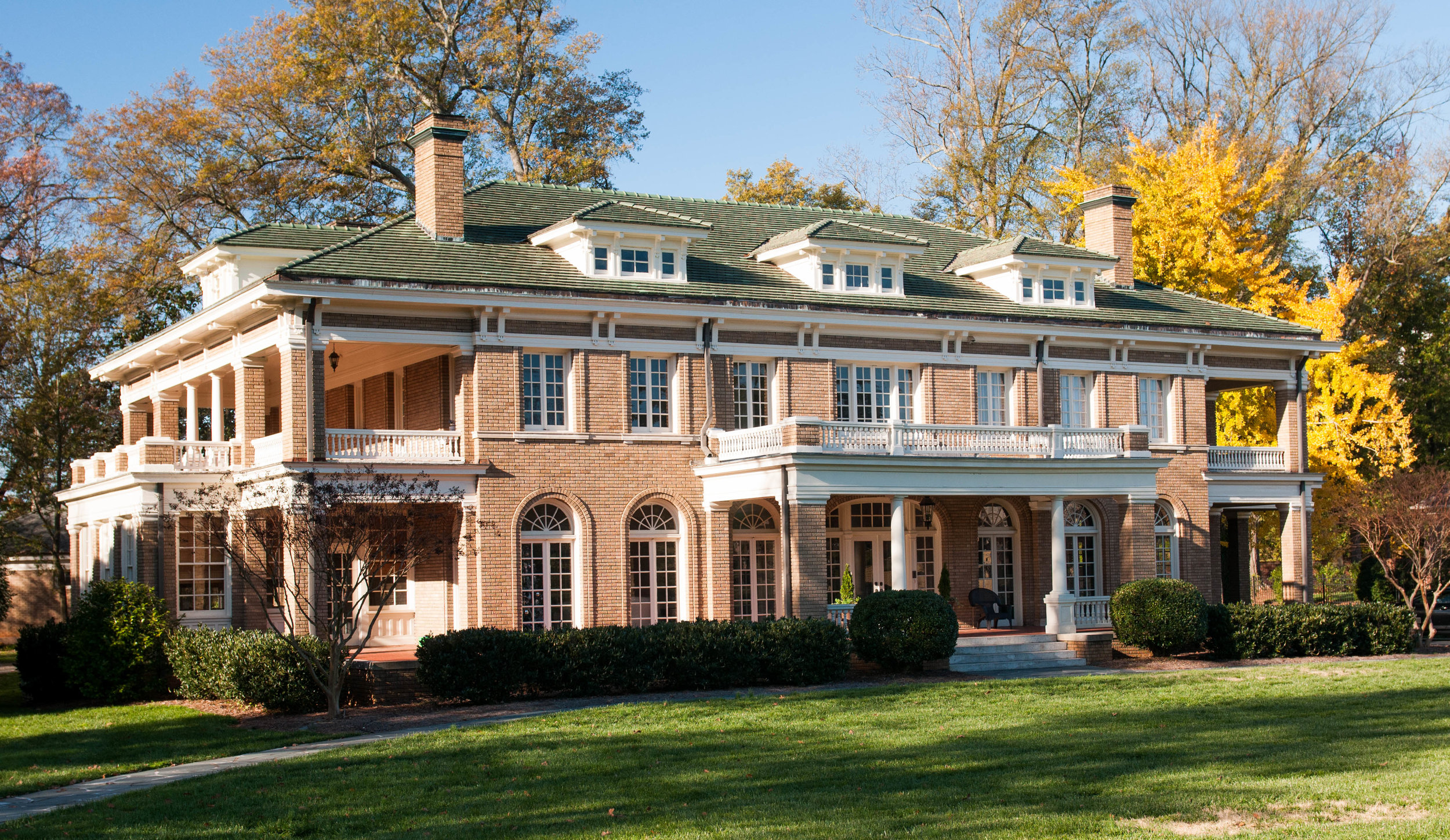 A.C. Lineberger House, Cir. 1921