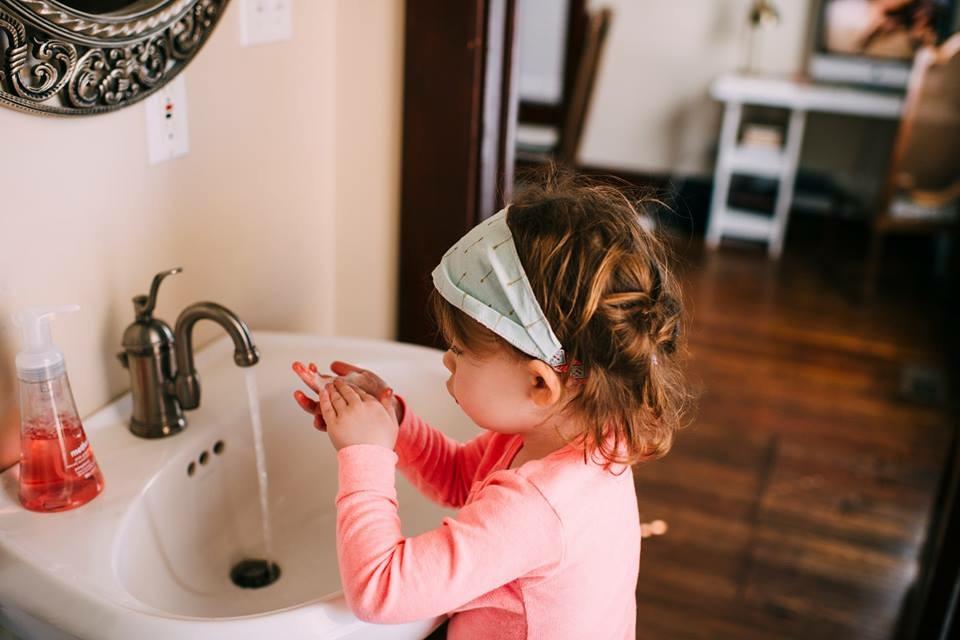 Headband by:  The Sassy Olive