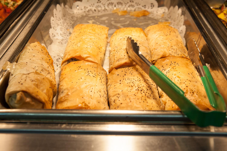 Mana Foods Deli Hot Food Preparation