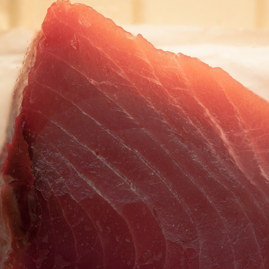 fresh ahi tuna fish mana foods maui
