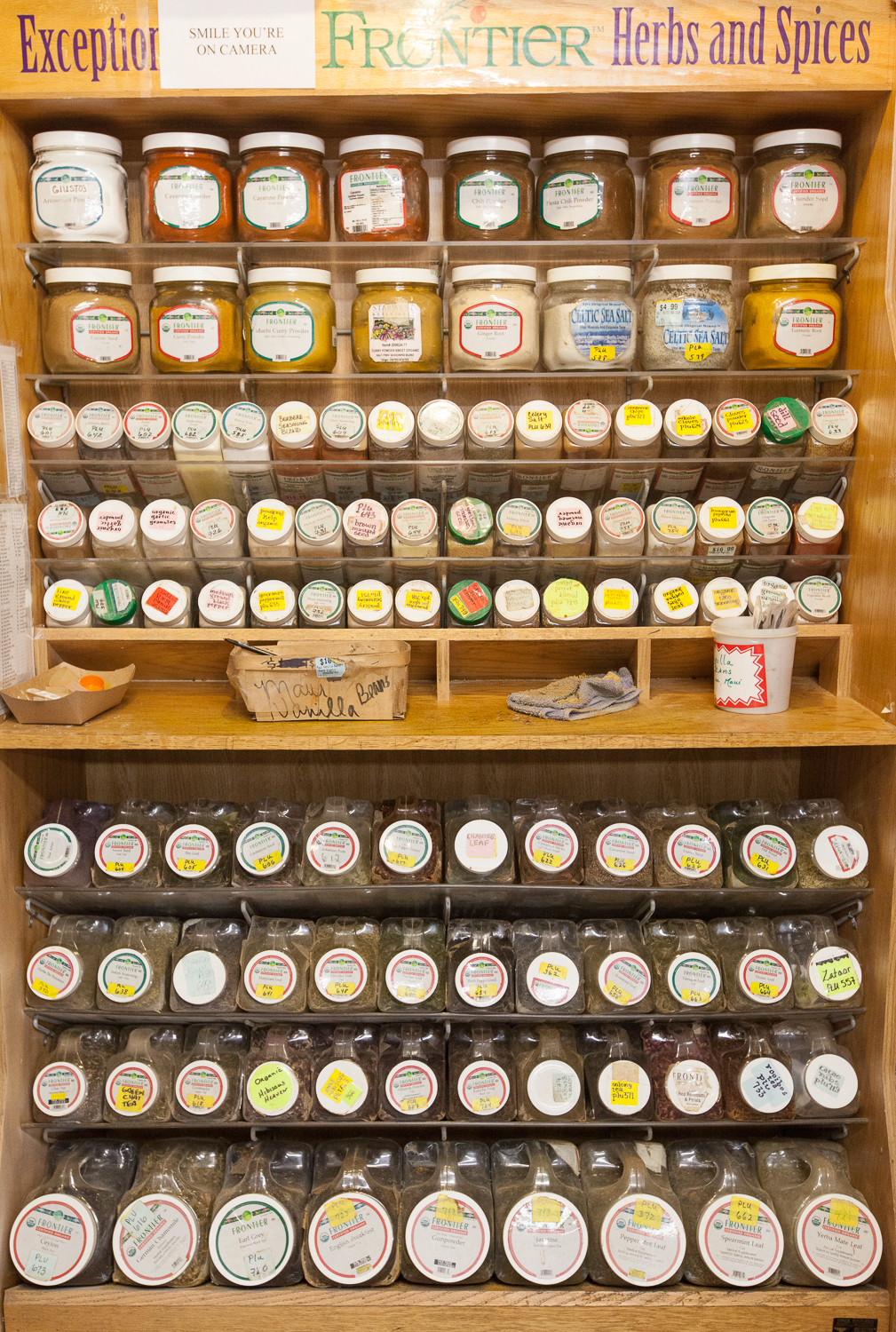 mana foods bulk department quality herb selection