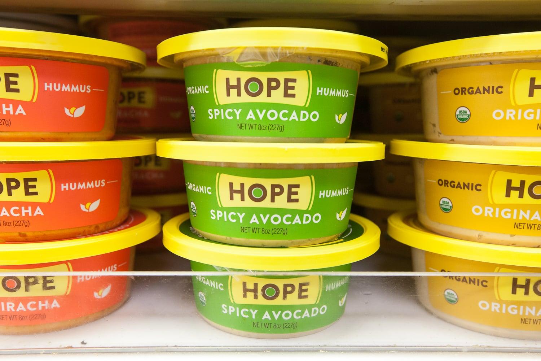Organic Hummus Mana Foods Grocery Paia Maui