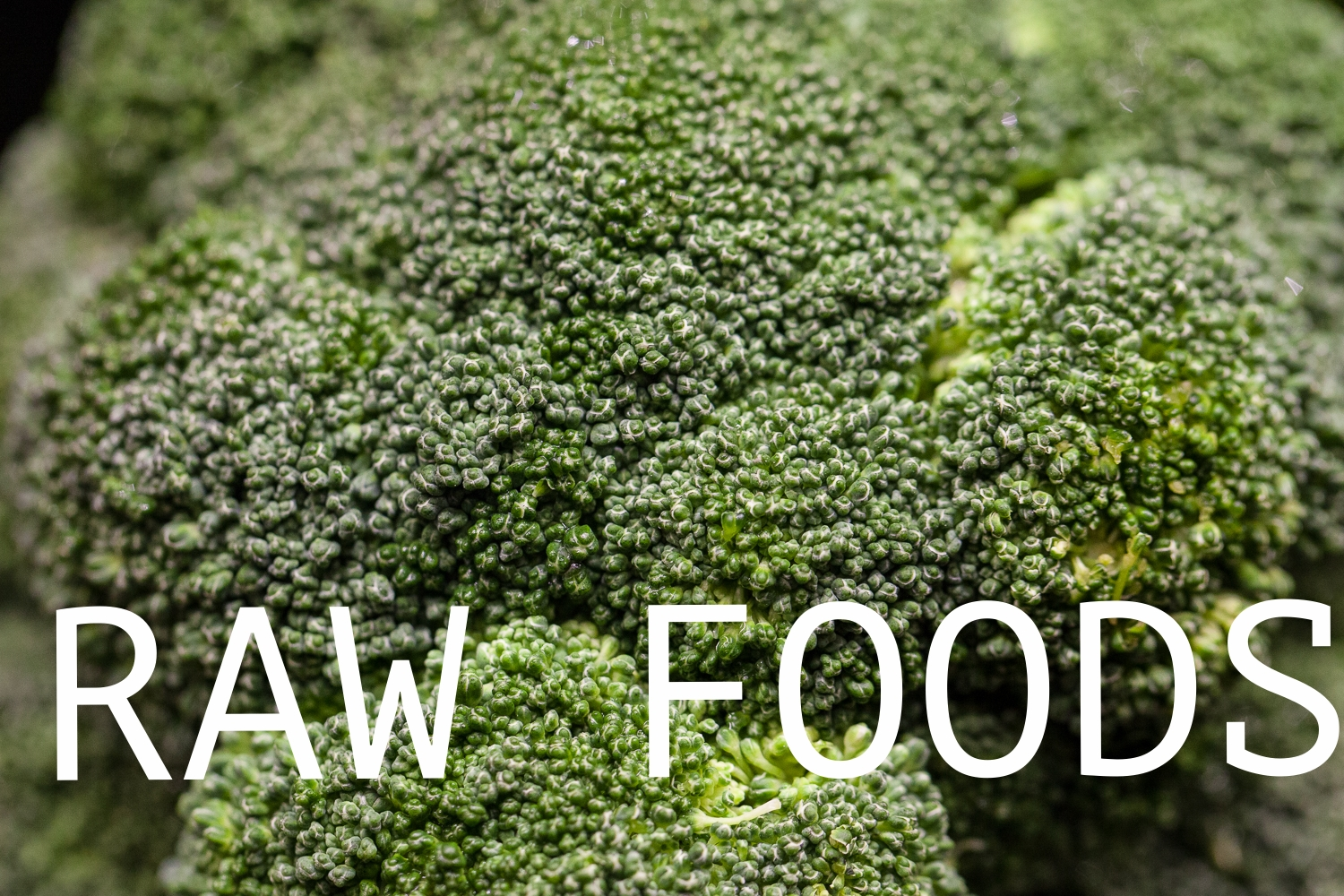 Raw Foods Department