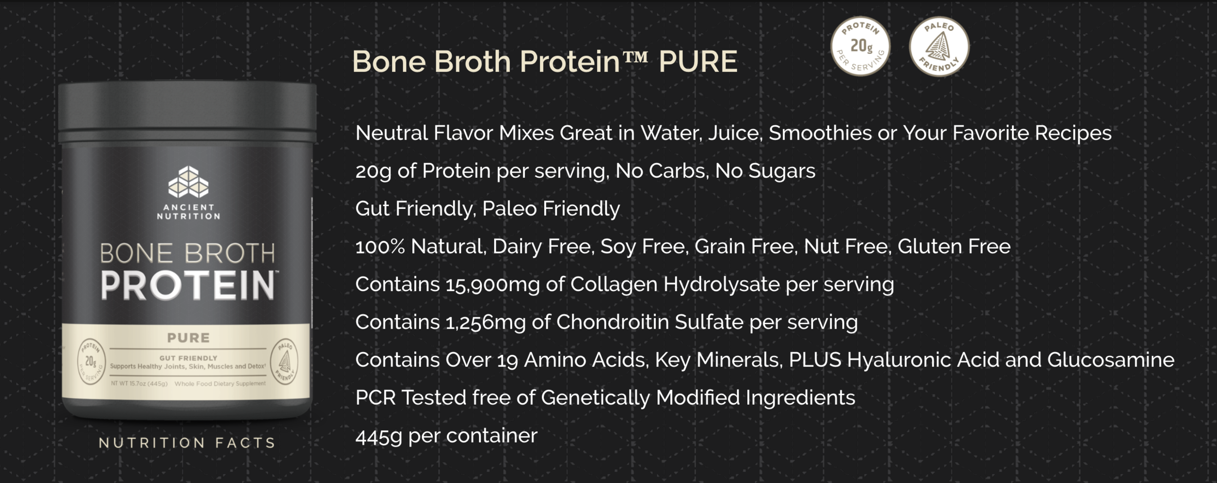 bone-broth-protein-nutritional-facts