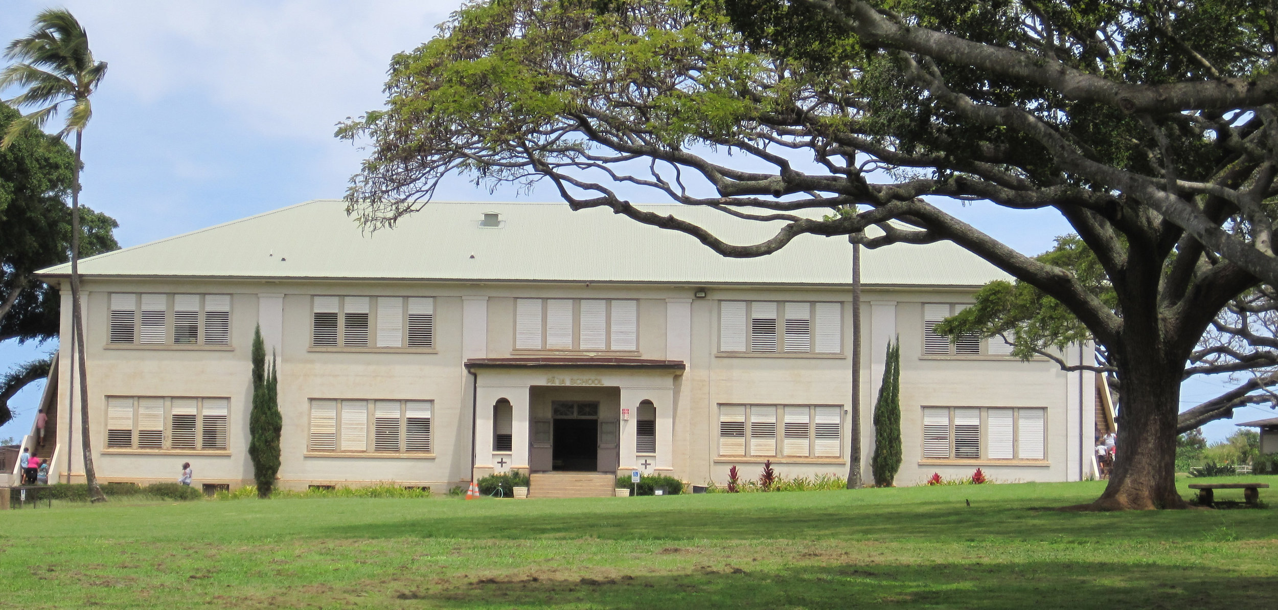 Paia Elementary School (picture from PE Website)