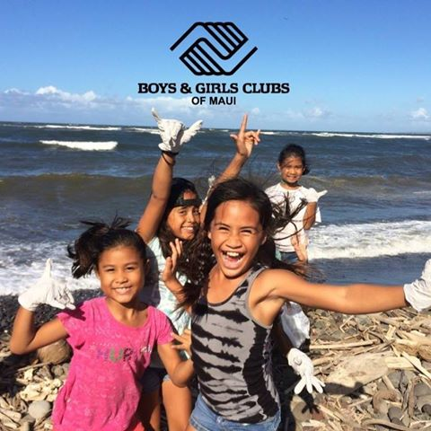 Picture from Boys & Girls Clubs of Maui