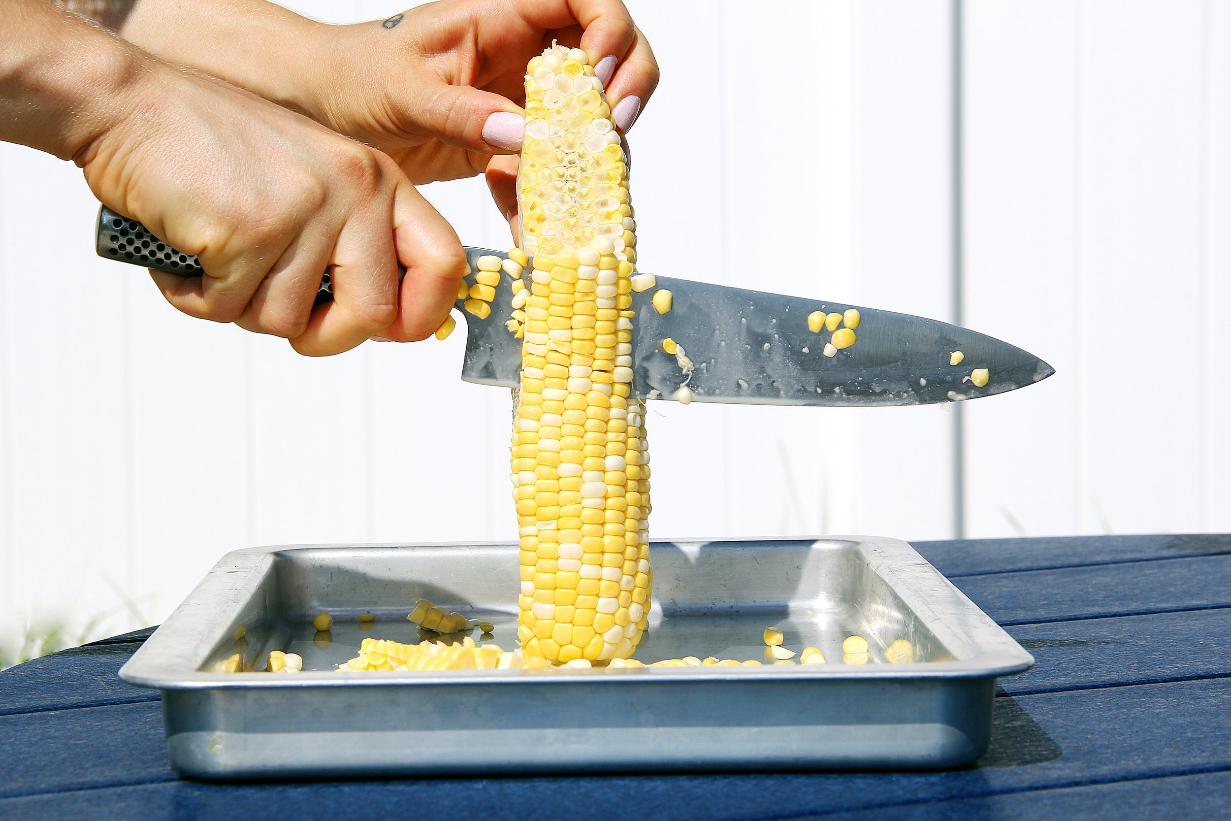cornshearing