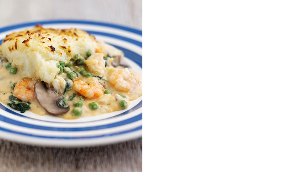 Fish Pie - A Family Favorite