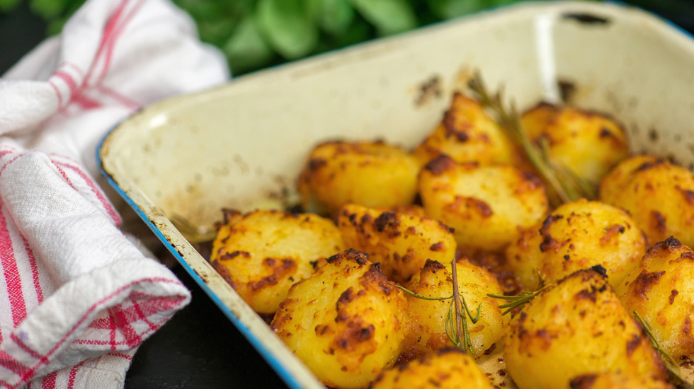 Umami Roast Potatoes