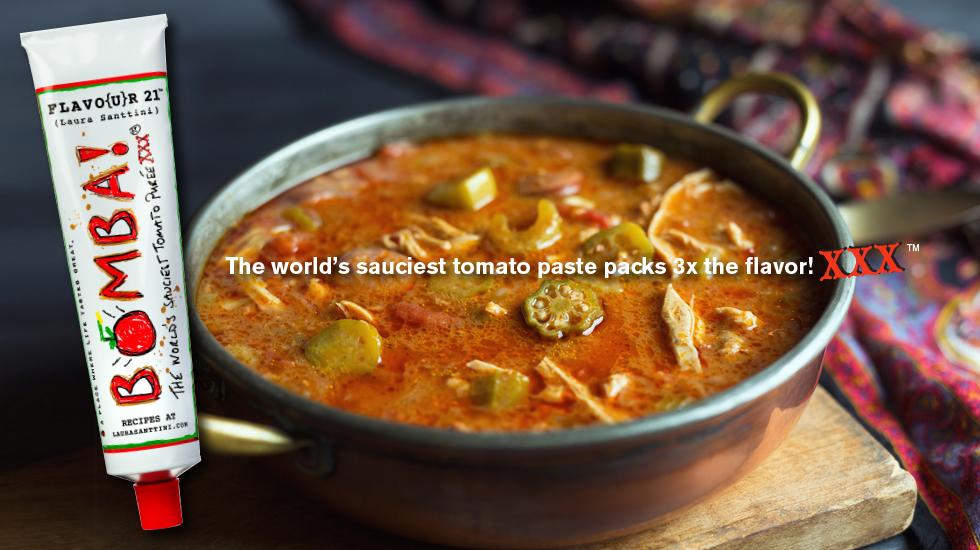 Taste #5 Bomba! XXX tomato paste