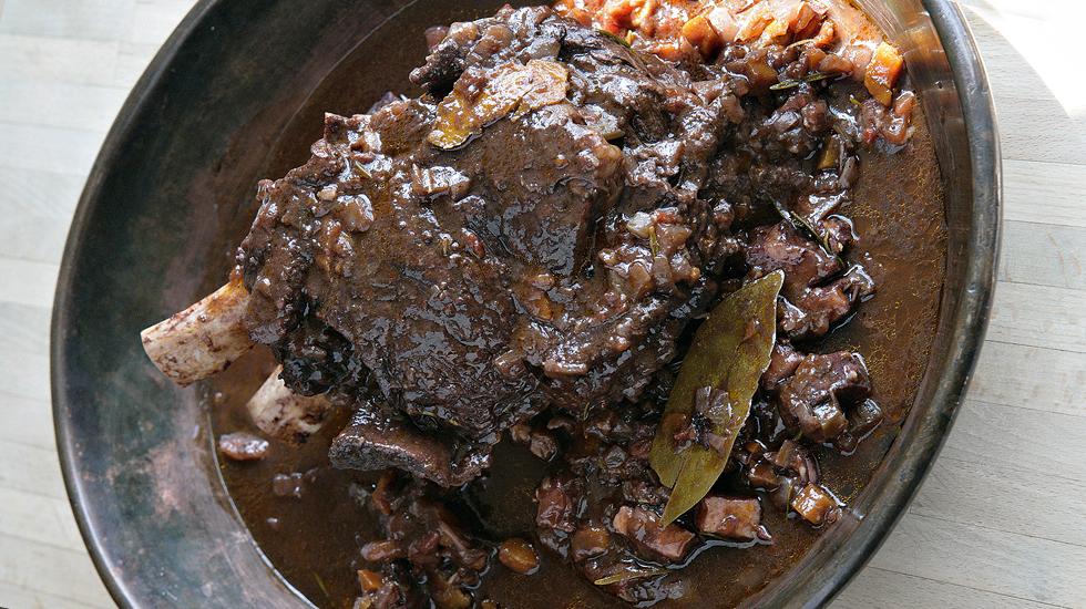 Beef al Barolo