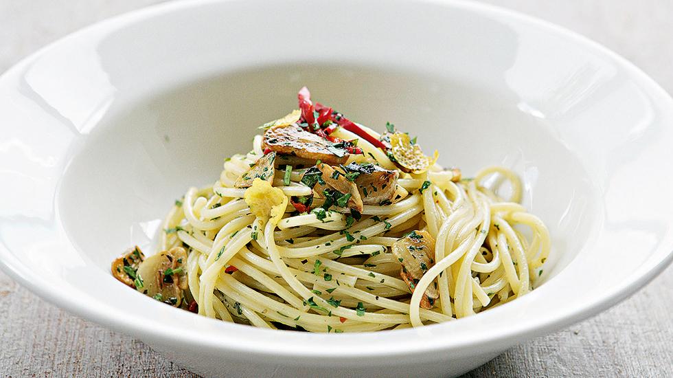 Aiglio E Olio (Garlic & Oil)