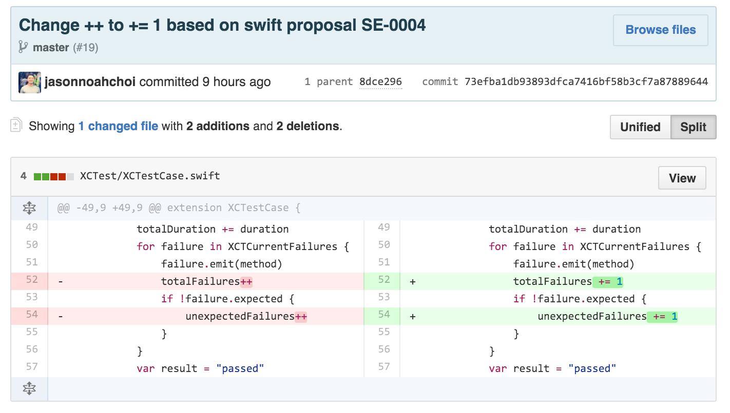 As someone who uses Swift on a daily basis,it's incredibly rewarding and exciting. I continue to fall in love with Swift more and more each day and look forward to its continuous improvement in the next coming years.