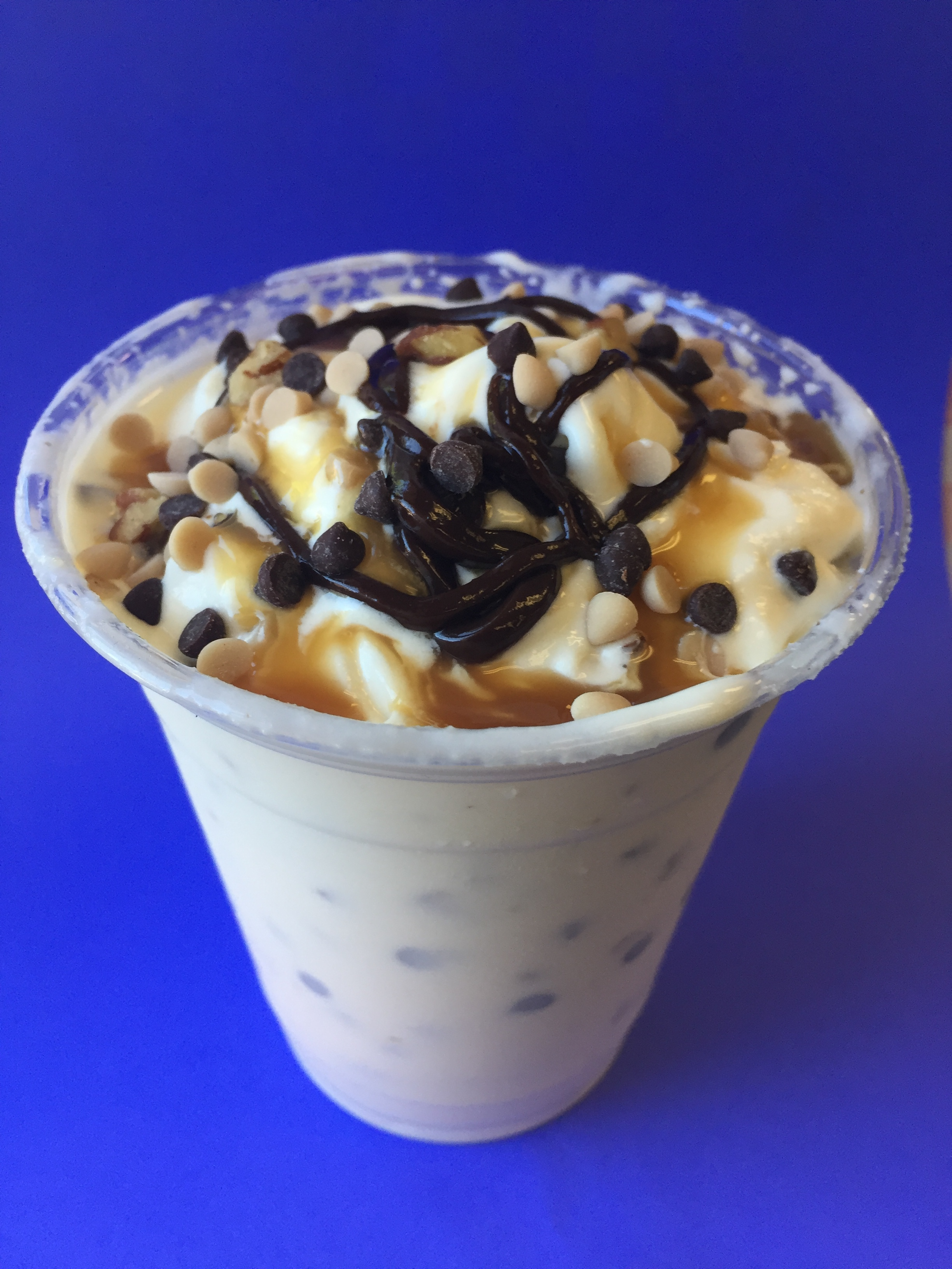 Concretes - Our frozen custard ice cream with delicious sauces and mix-ins!