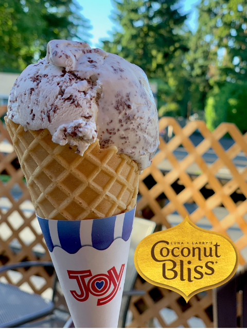 Coconut Bliss - Organic, dairy-free, vegan, and 100% delicious!