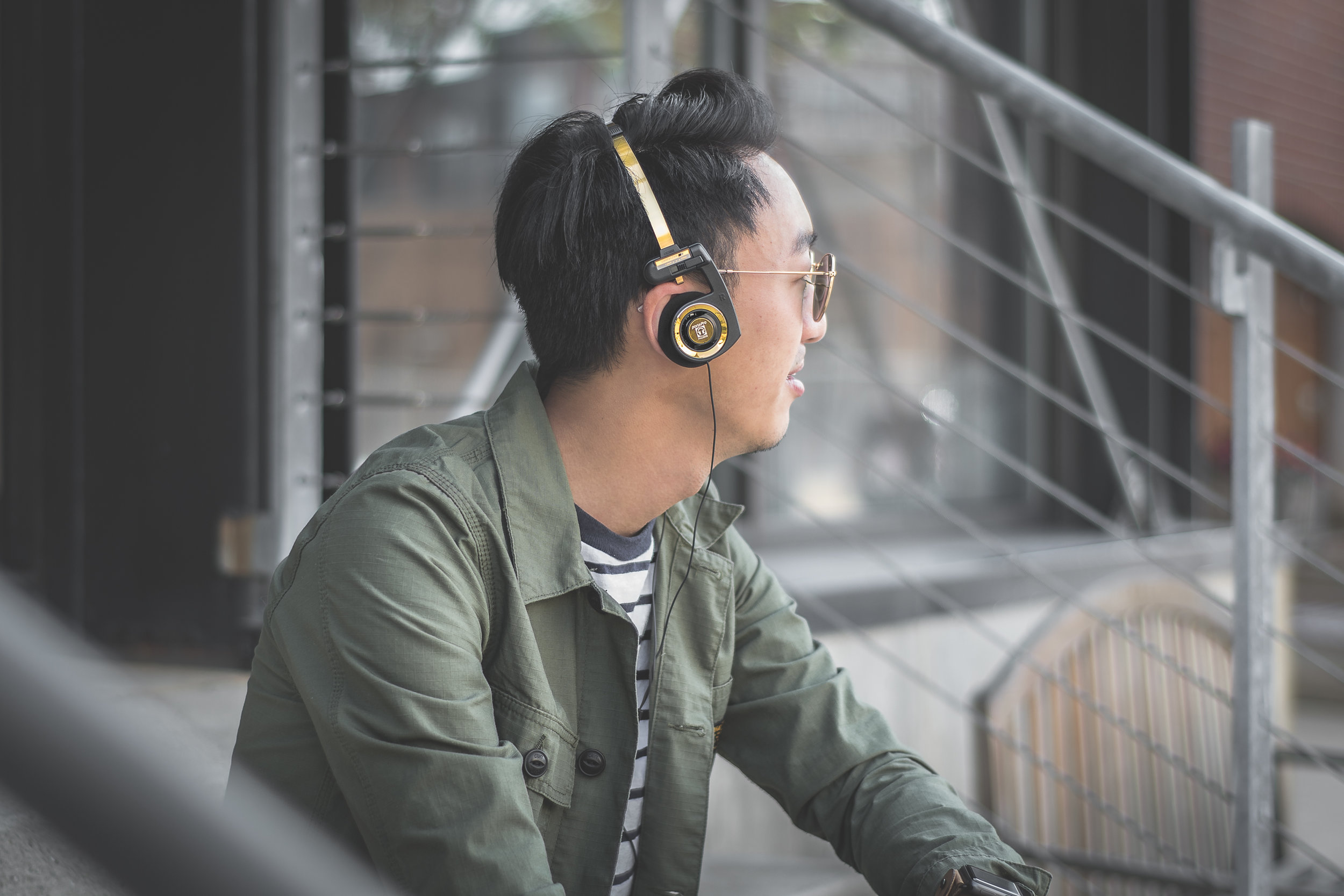 These headphones are a special edition of the Koss classic,  Porta Pro . Want a pair of your own? Use my code: EDD2017 for 20% off + Free Shipping!