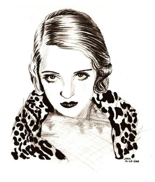 """Bette Davis"""