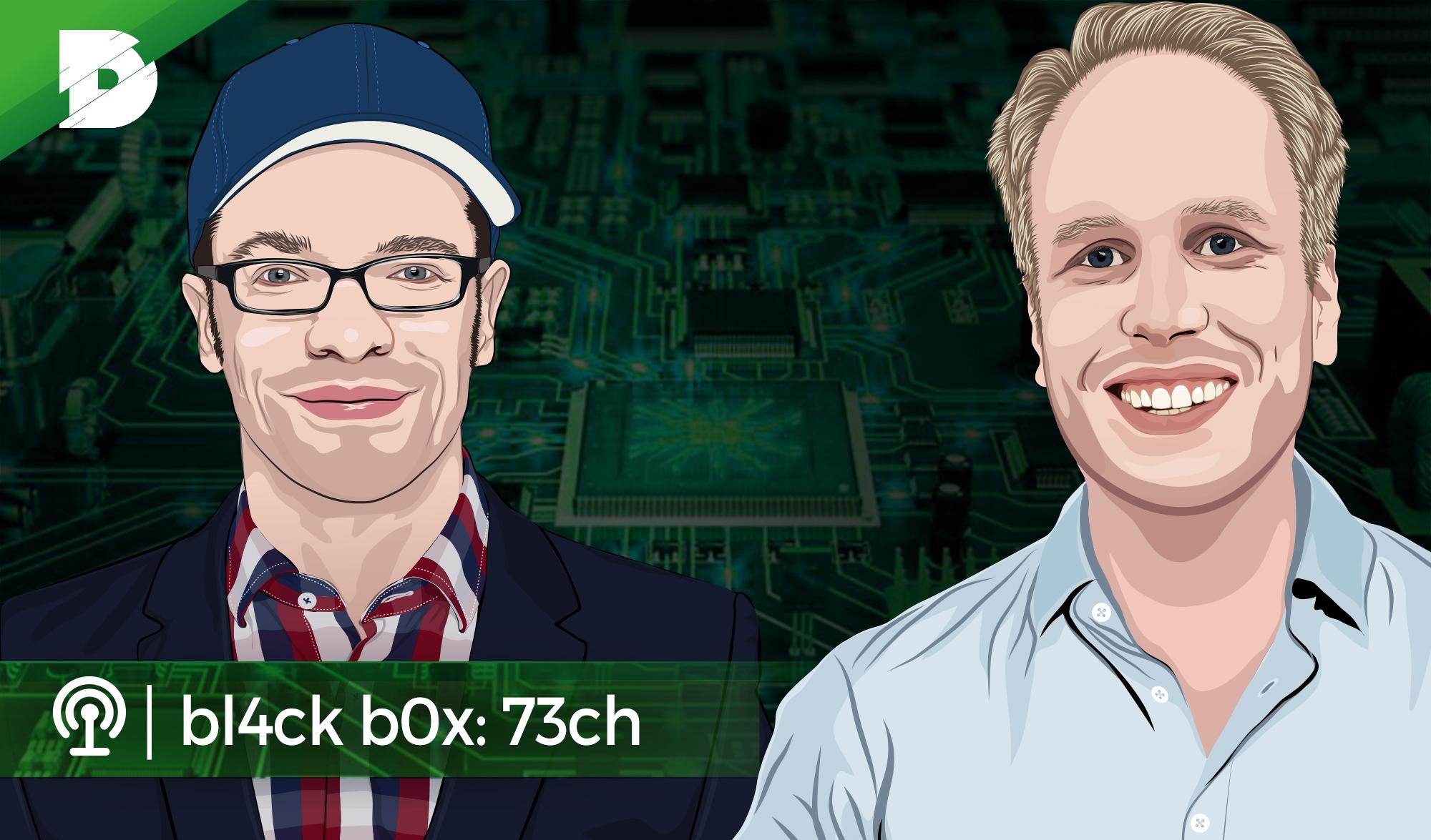"""""""Black Box: Tech #1 – Wie finde ich einen Techie?"""""""