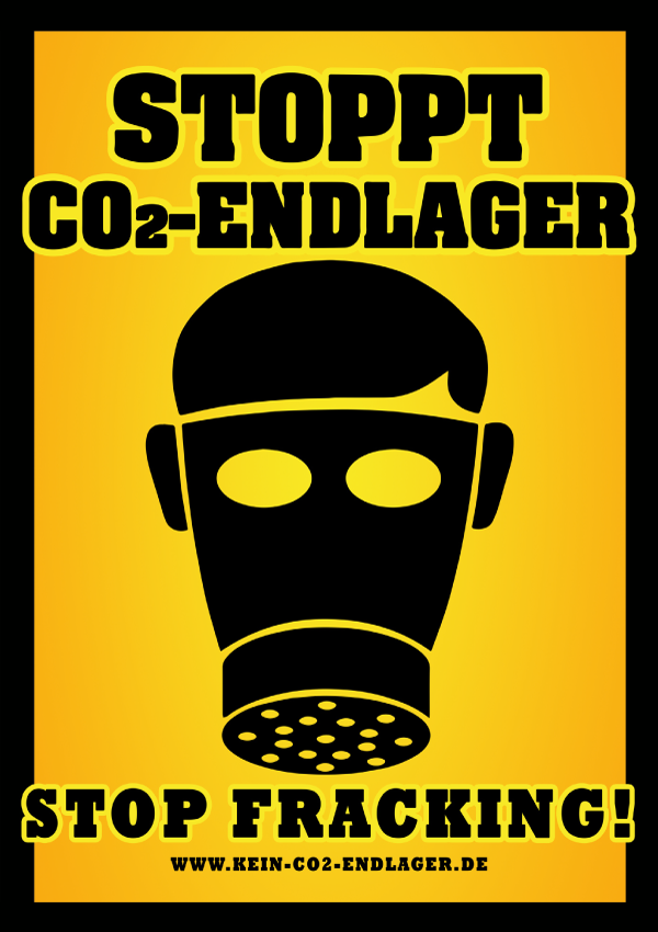 Bürger Innitiative Kein CO2 Endlager