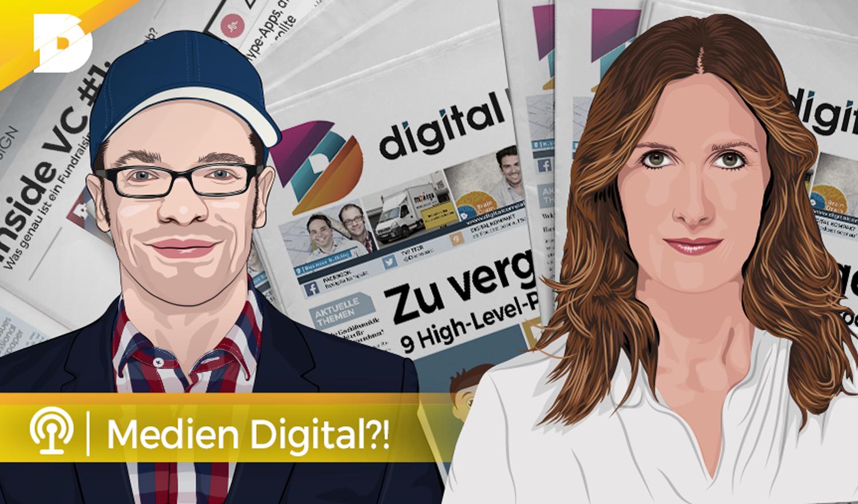 """""""Medien Digital?! #2: Wie gewinne ich Digital Natives als Mitarbeiter? """""""