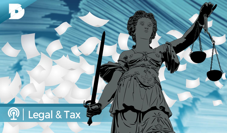 """""""Legal & Tax #1: Rechtsaspekte bei Gründung, Term Sheet, Beteiligung & Co."""""""