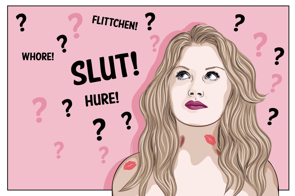 """""""Slut-Shaming: Warum ich mich nicht mehr wie eine Schlampe fühle."""""""