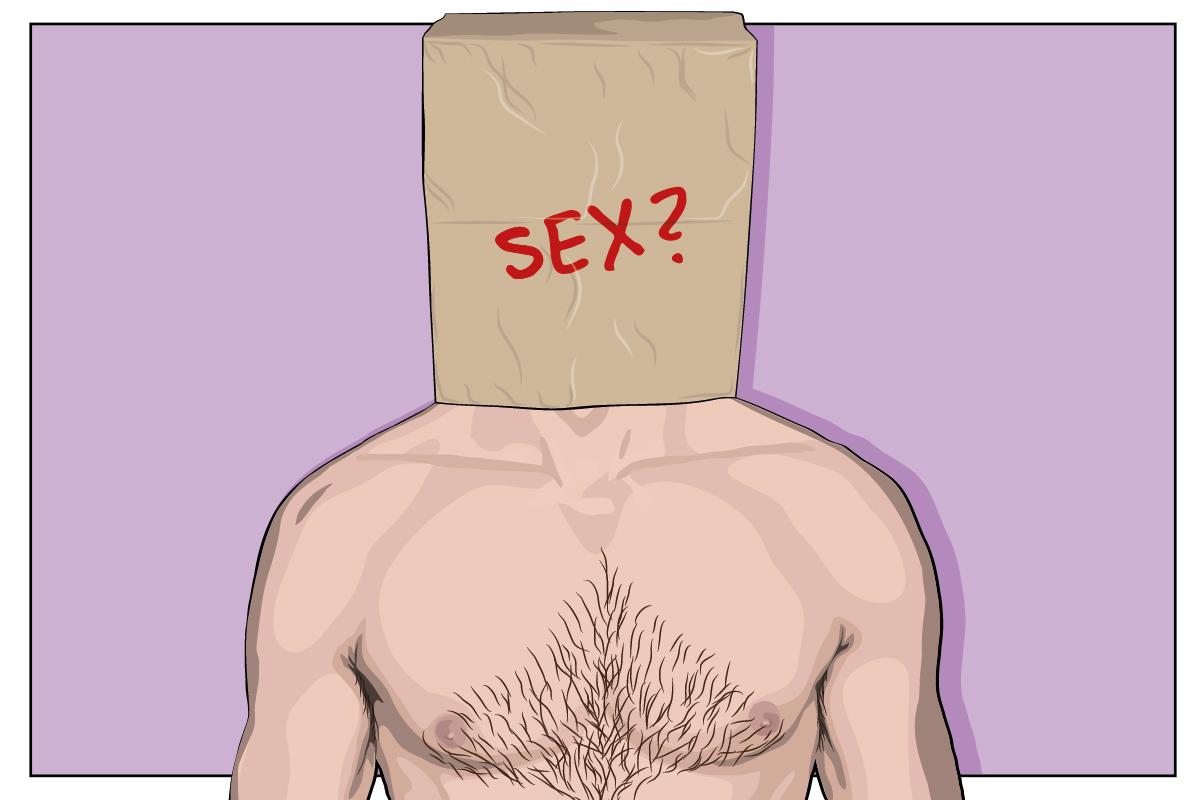 """""""Was passierte, als ich mir ein zweites Dating-Profil anlegte. Eins mit, eins ohne Kopf"""""""