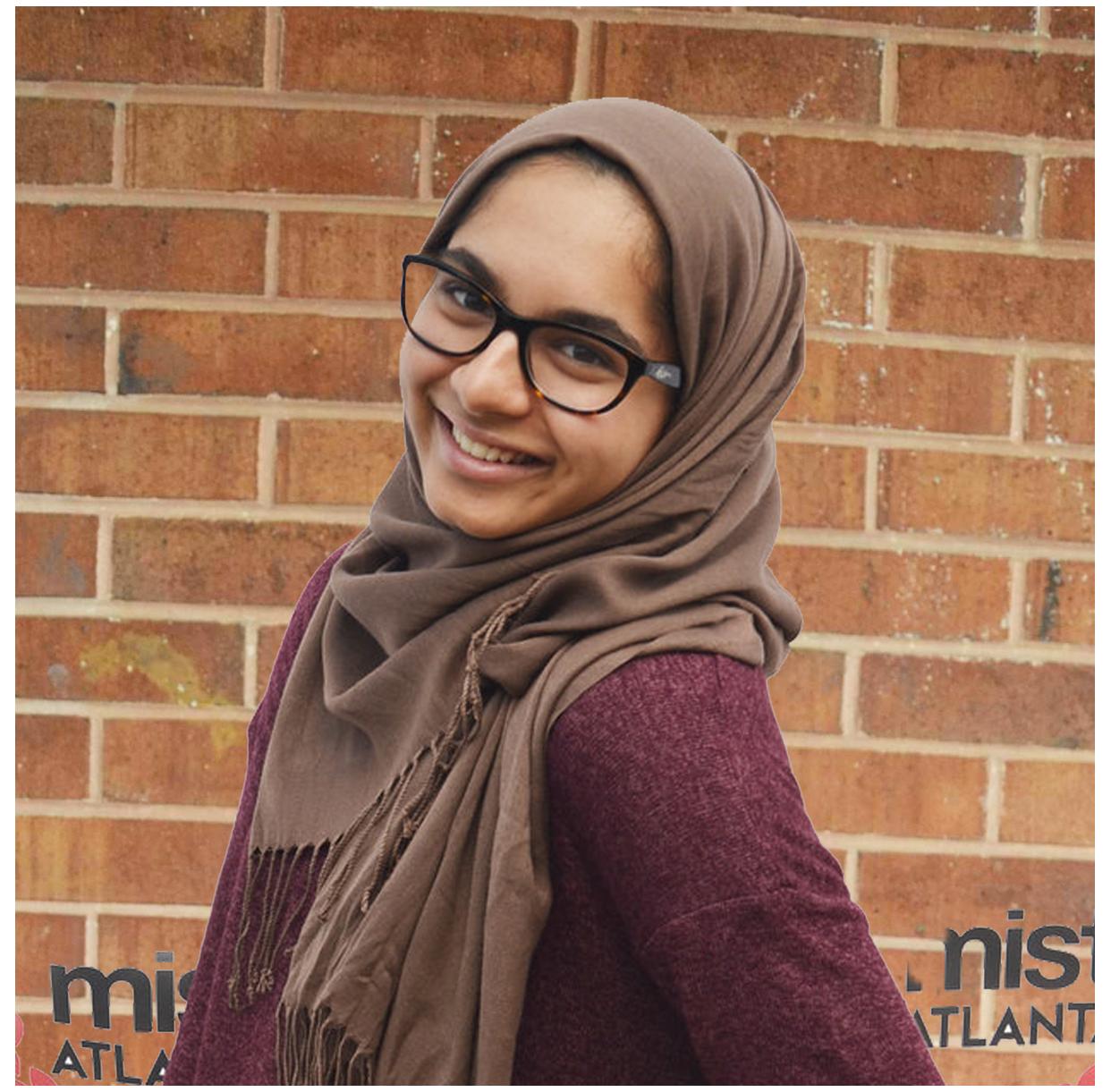 Mariam Ahmed  Volunteer Coordinator