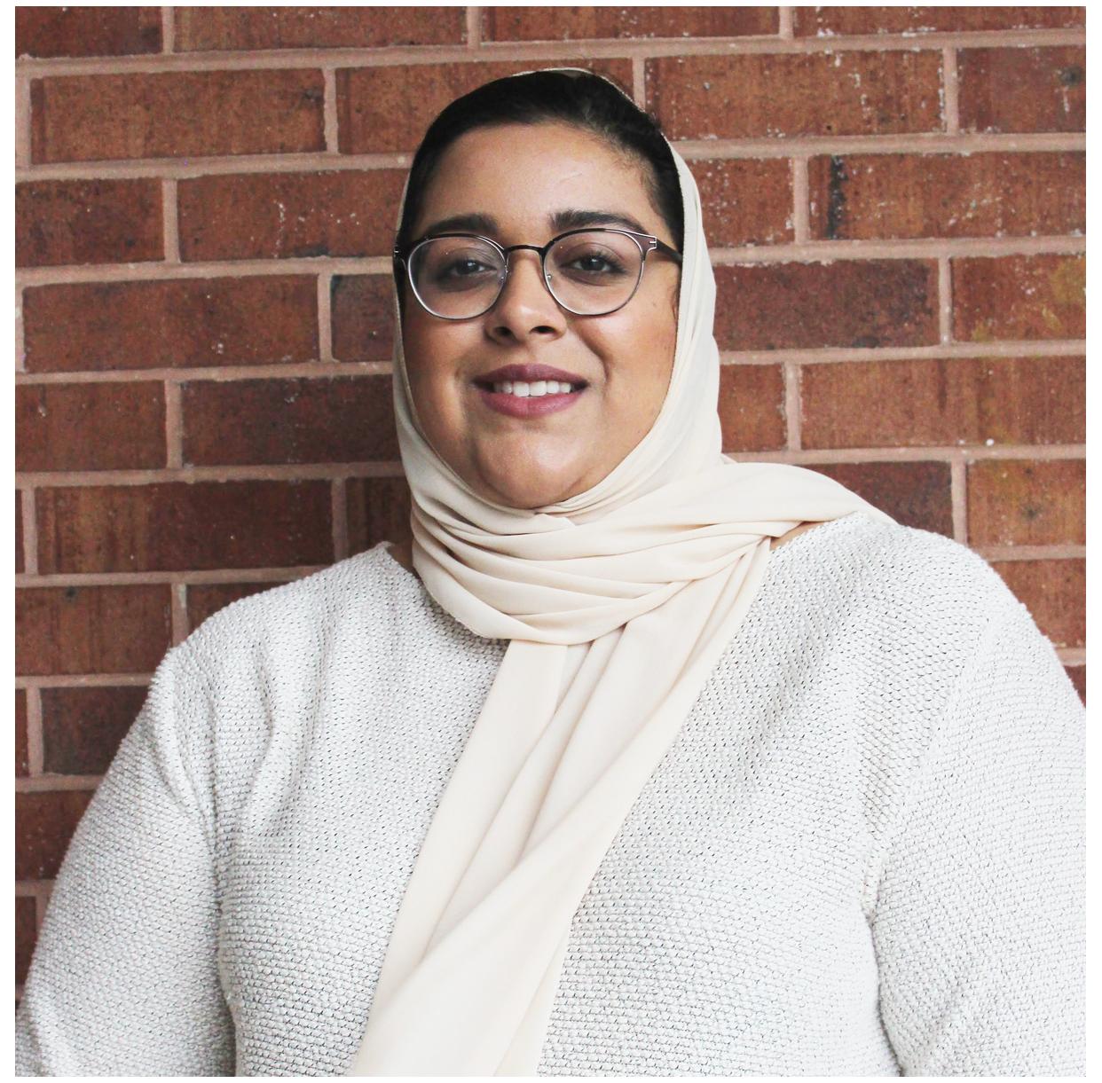 Mina Asif  Experience Lead