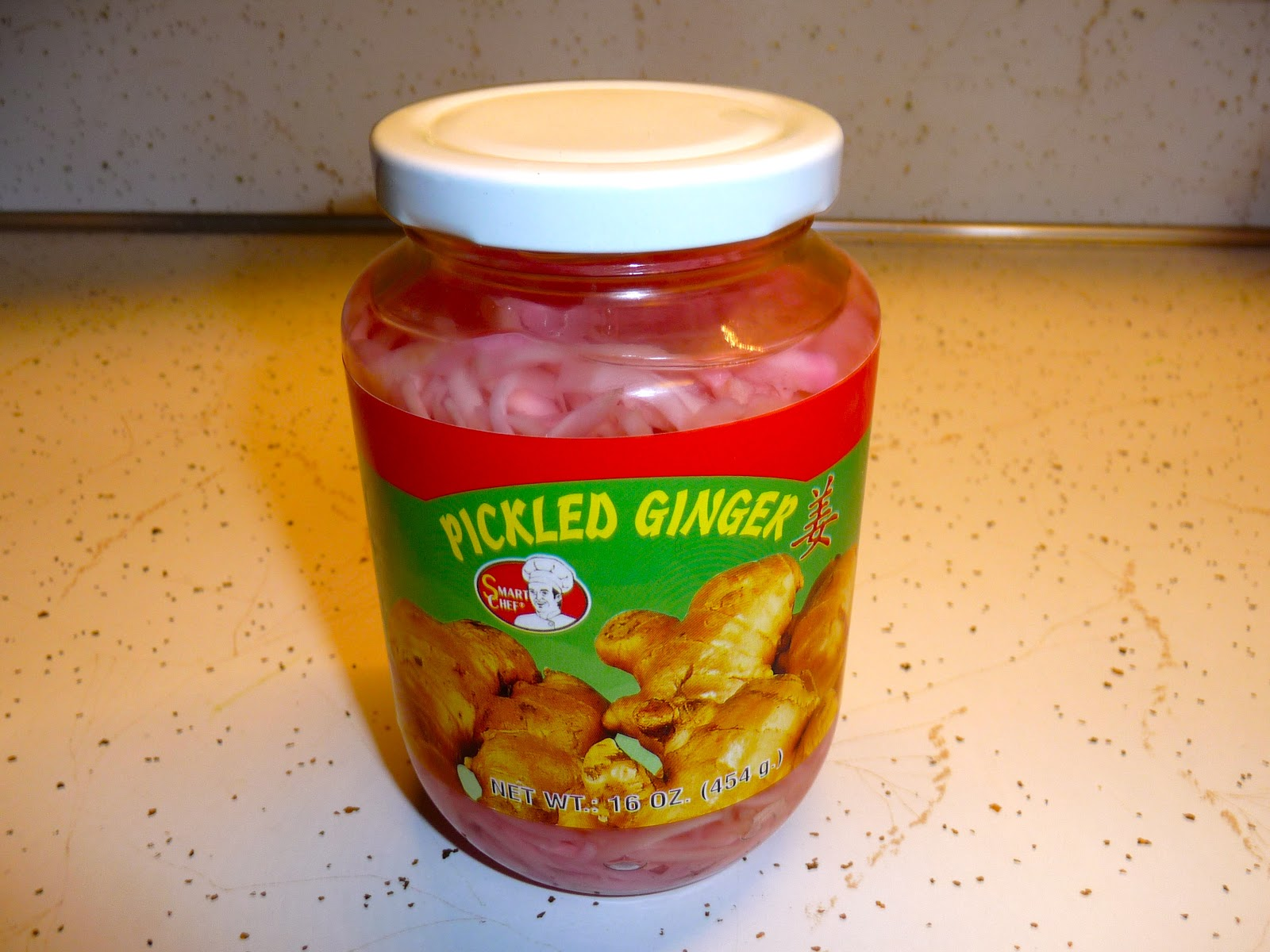 "Along with five-spice powder and a good-quality soy sauce, pickled ginger is another must-have ""secret ingredient"" that makes your home-cooking taste more like what you'd get from a real Asian restaurant. A little goes a long way!"