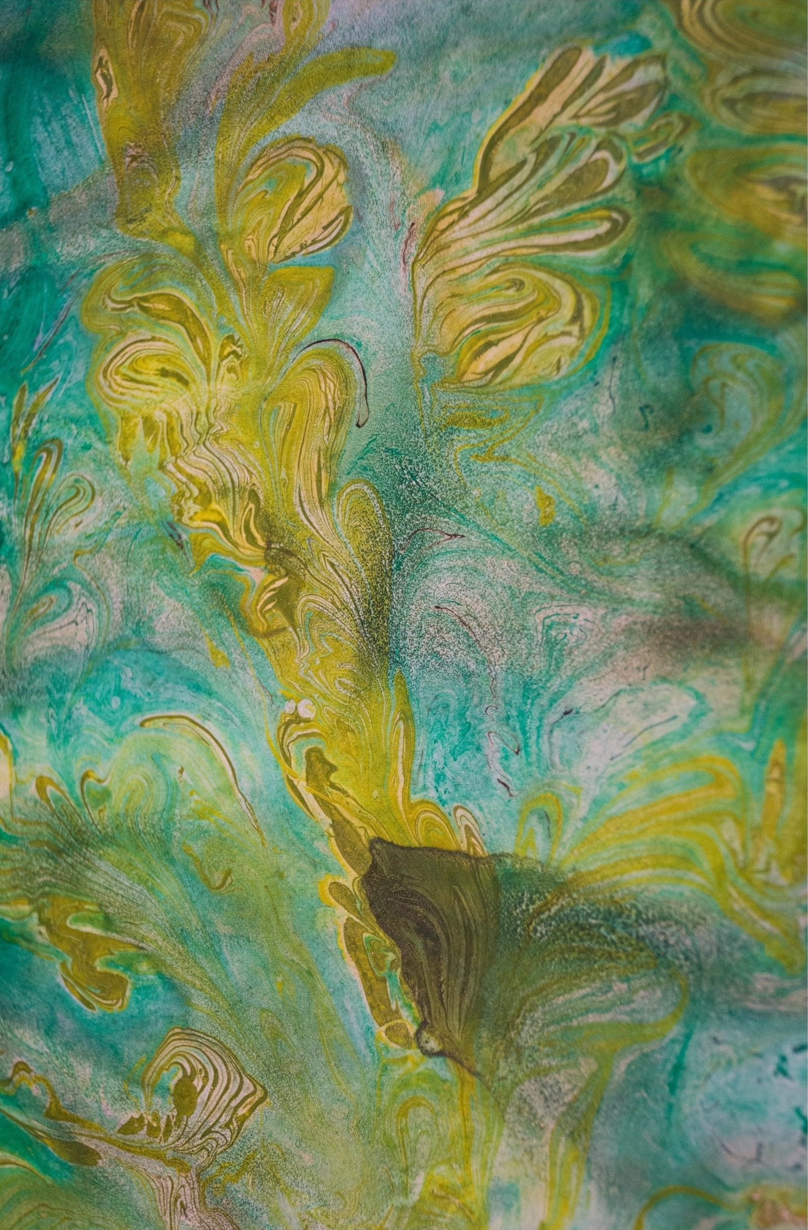 Green Herbal (Detail)