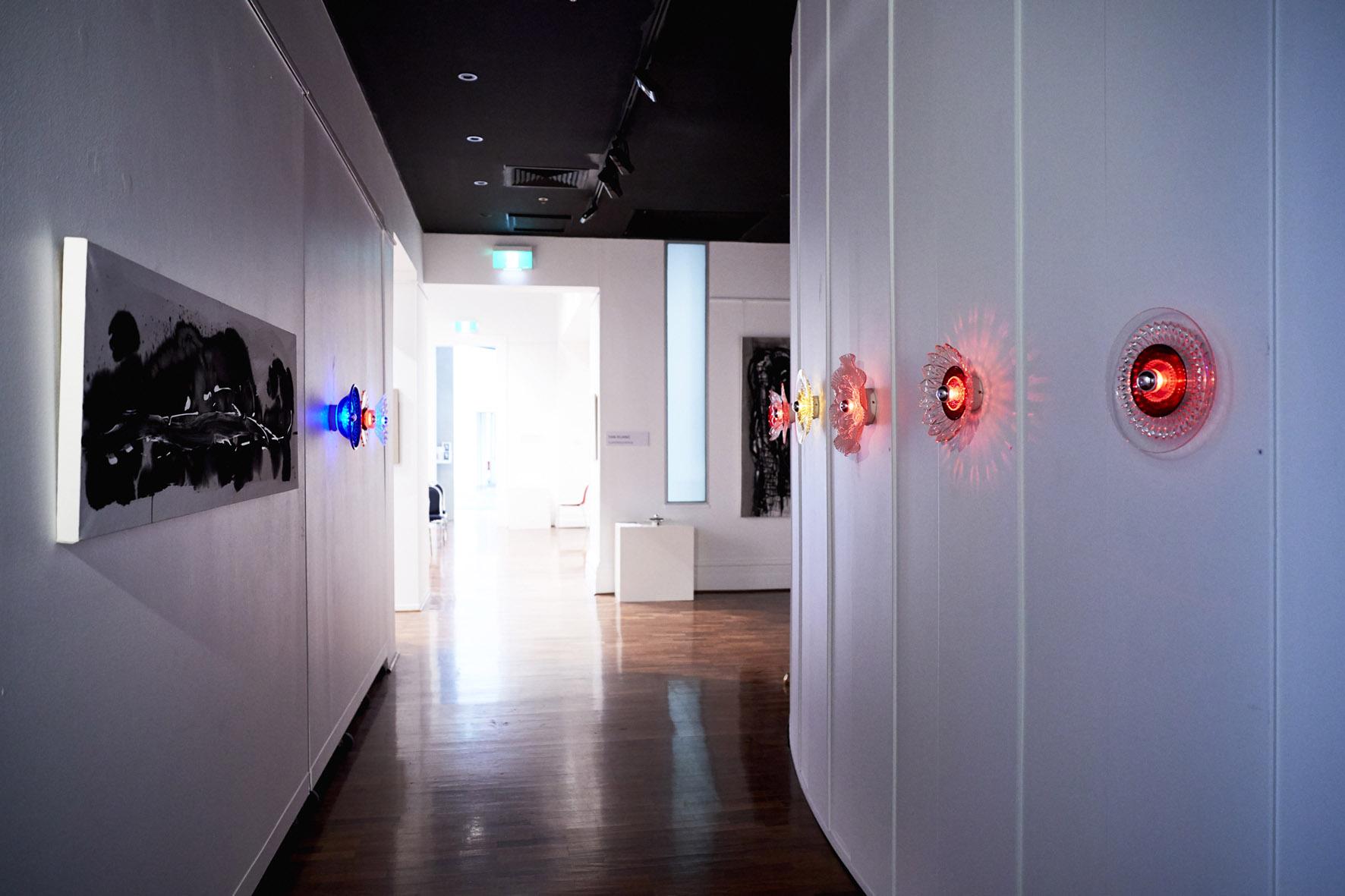 Luminescence exhibition at St Kilda Town Hall