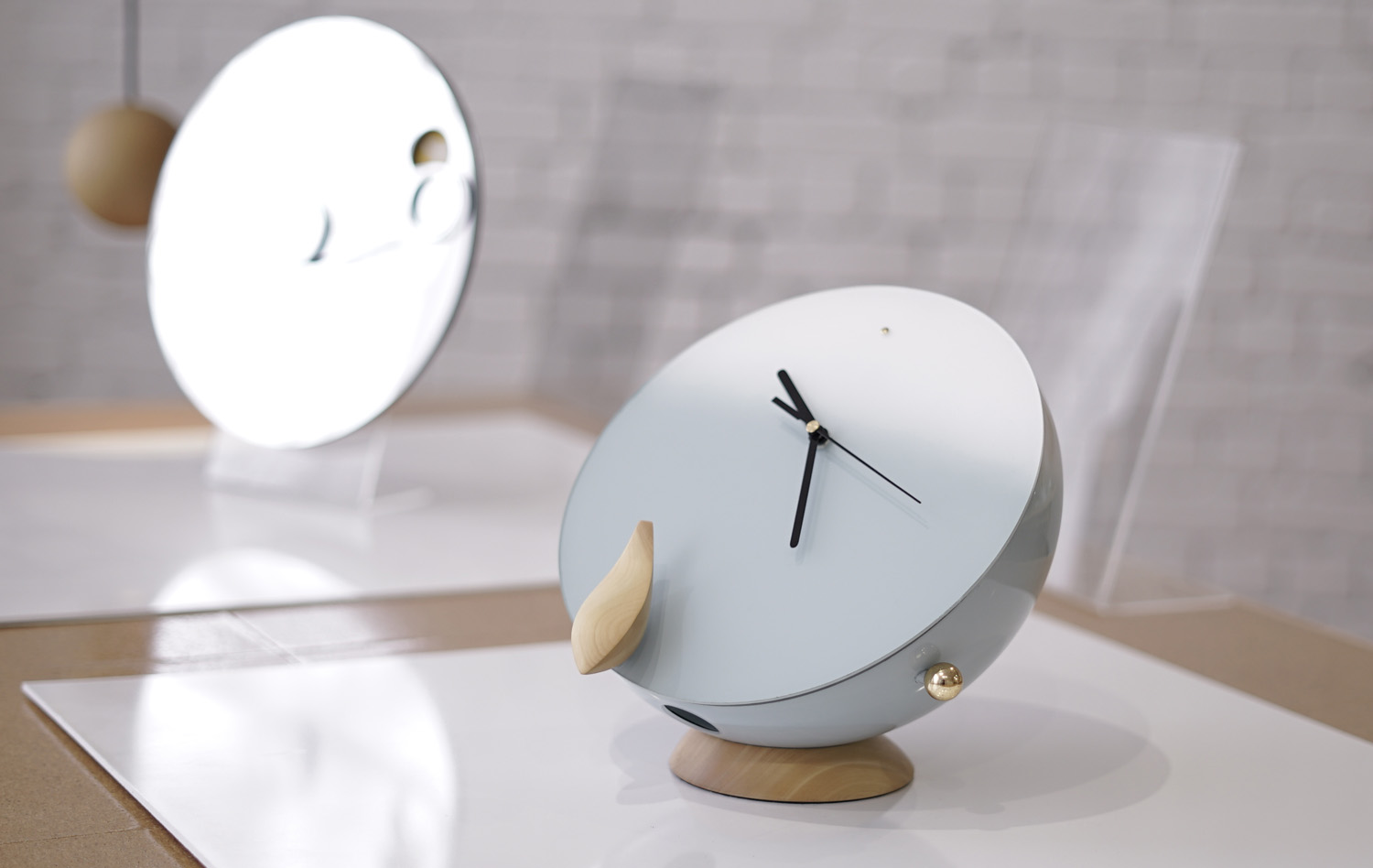 Nest in the west - Is there too many eggs in the nest?  Contemporary Cuckoo clock + candy dispenser