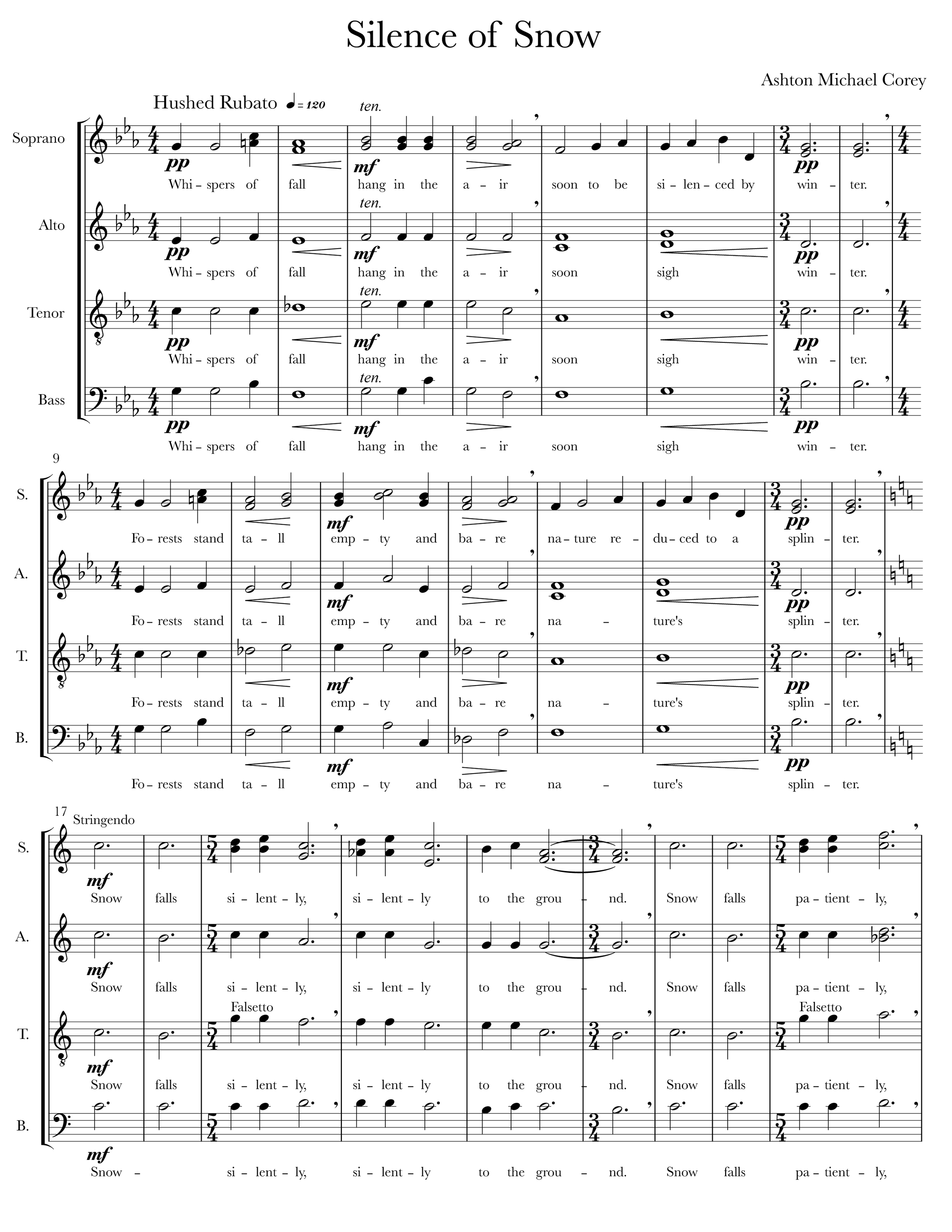 Complete sheet music available upon request.