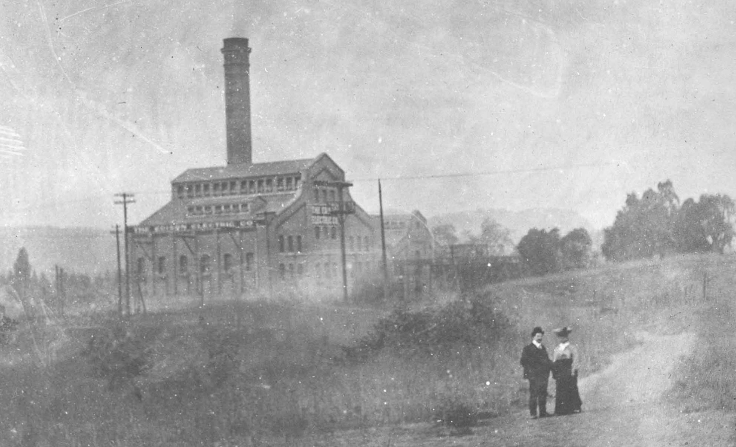 Edison Steam Plant #3, c.1900's