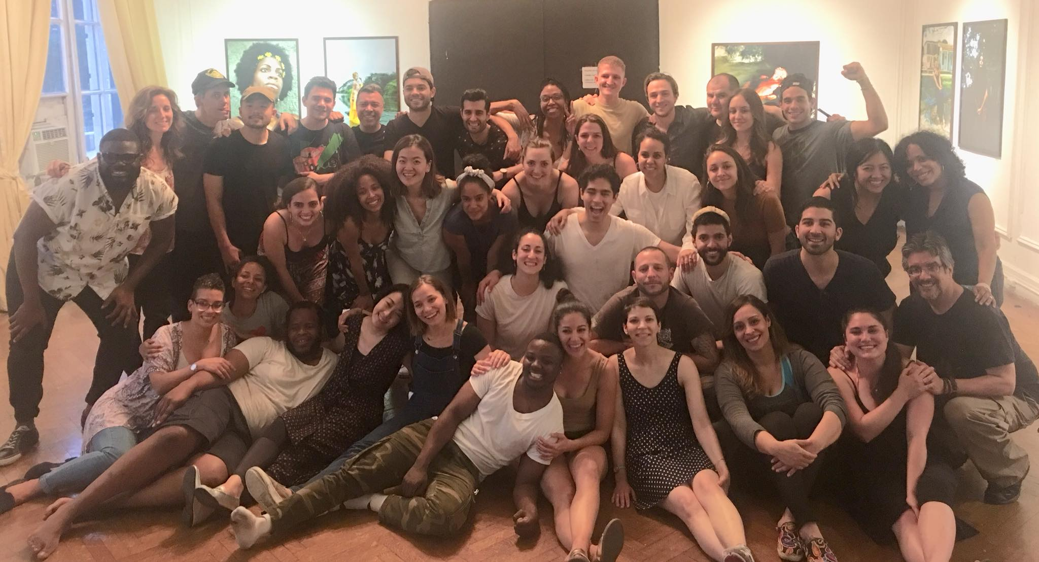 LAByrinthIntensiveEnsemble - Had an incredible week of creating and loving and learning!World, watch out for all of these artists coming at you.