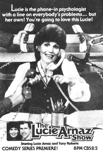 """The Lucie Arnaz Show,"" 1985."