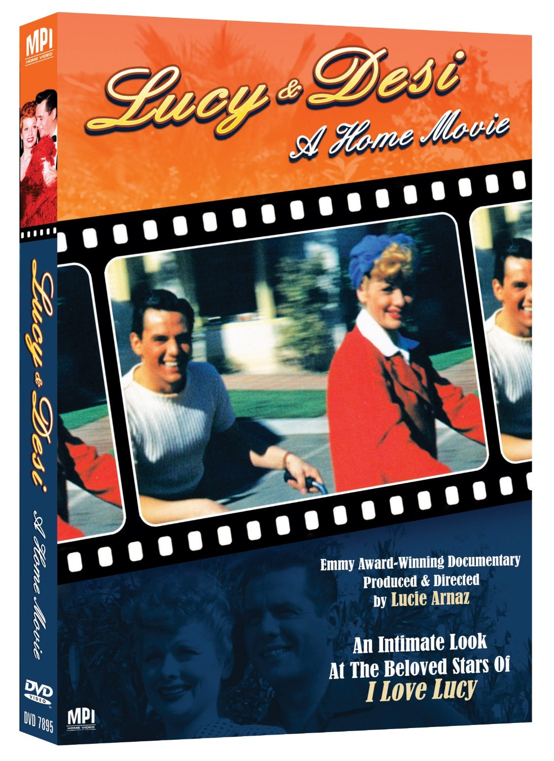 Click to purchase Lucy & Desi: A Home Movie