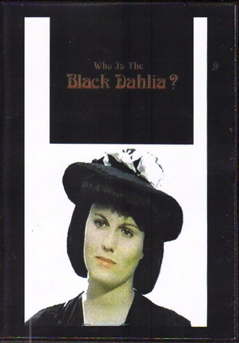 """Lucie in """"Who Killed the Black Dahlia?"""""""