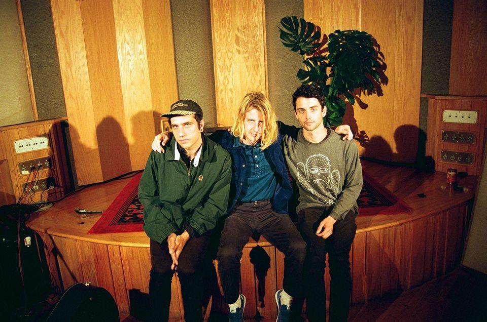 Derek Ted, Christopher Owens, Stephen Beebout (Urban Scandal Records)by Julian Larkin