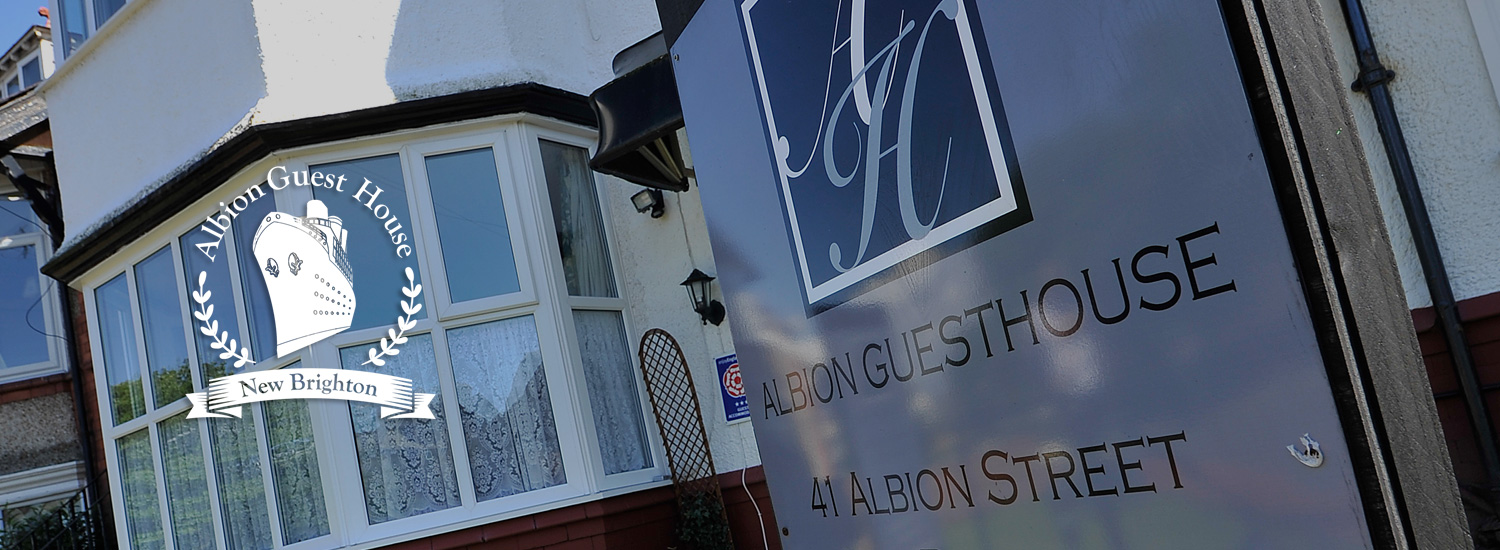 Welcome to Albion Guest House    Check Availabilty