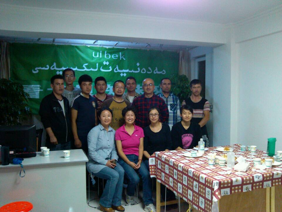 尤贝人文讲座系列:让新疆的年轻人近距离接触来自海外的尤贝成功人士朋友们,了解外面的世界