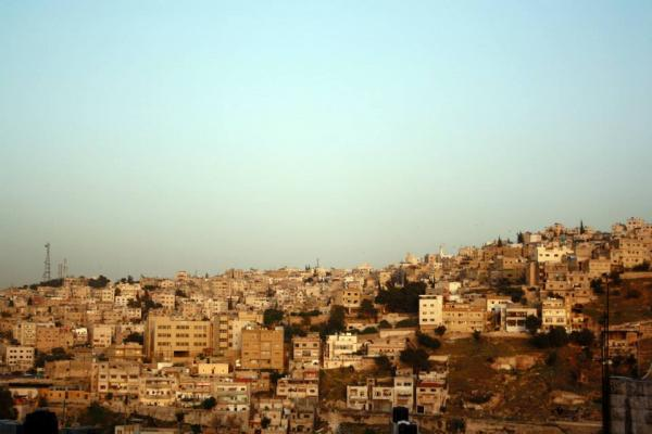 View from the Soap House terrace.   لقطة مأخوذة من شرفة بيت الصابون