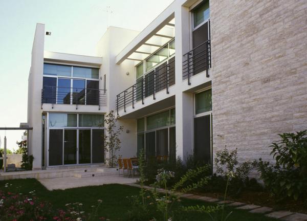 Figure 6: Abdulwahab House, view of garden façade.