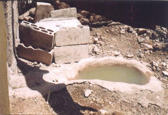 Figure 13: Previous graywater reuse in Adasiyyah.