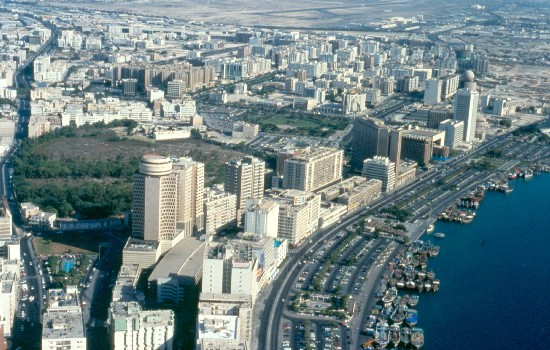 A View of Dubai. (Courtesy of Government of Dubai, Department of Tourism and Commerce Marketing)