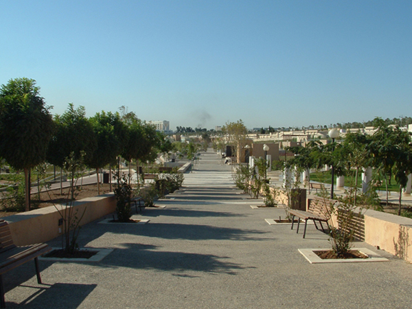 Al-Hussein National Park