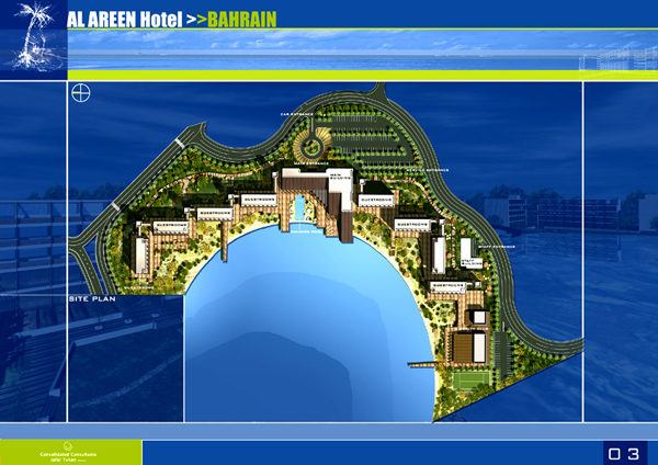 Al-Areen Resort