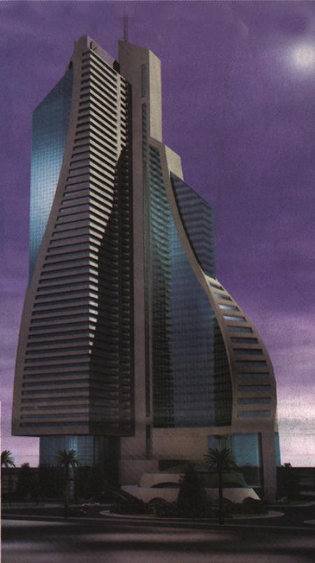 Grand Real Estate Company Amman Tower