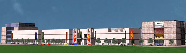 New Aqaba Mall